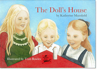 Book Cover - The Doll's House