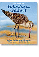 Book cover - Yolaska The Godwit