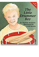 Book cover - Little Drummer Boy
