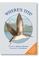 Book cover - Where's Titi?